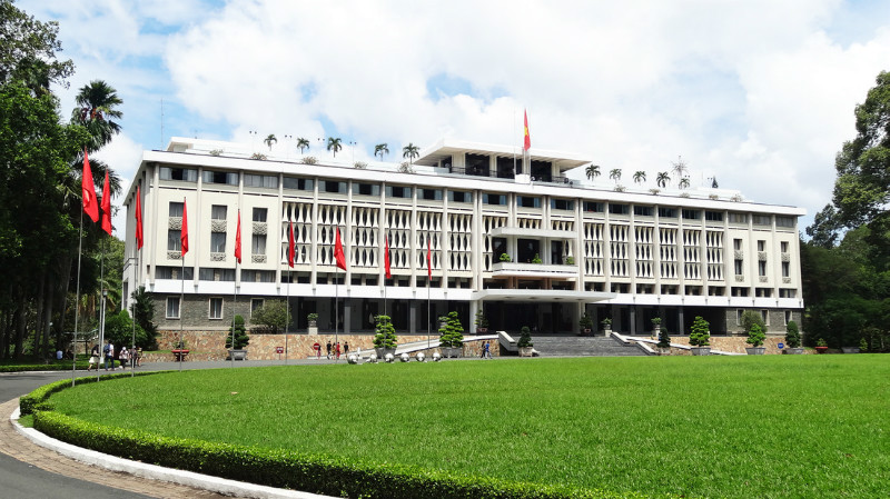 Reunification Palace, Saigon