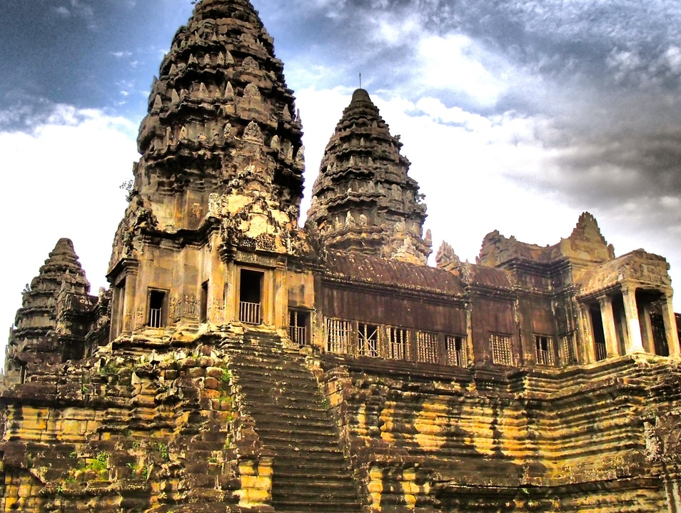 The Lost City of Angkor Siem Reap – Cambodia